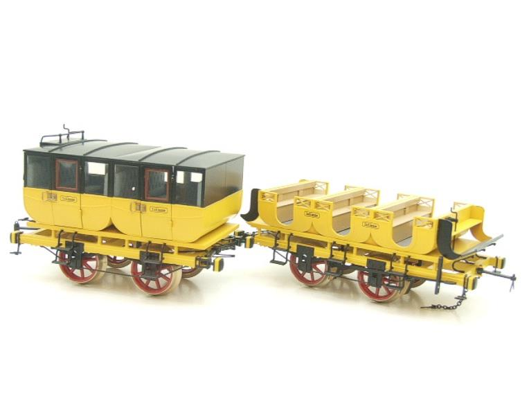 Gauge 1 Marklin 5750 Adler Steam Loco Collectors Set Electric 2 Rail Boxed image 21
