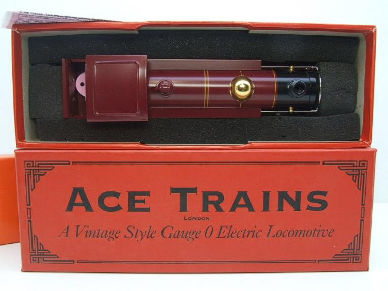 "Ace Trains O Gauge EMR/1 ""Metropolitan"" 4-4-4 Tank Loco R/N 108 Electric 3 Rail Boxed image 12"