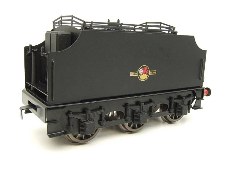 Ace Trains O Gauge E5H Fowler 4F Class 0-6-0 Loco and Tender R/N 44027 BR Post 57 Logo Satin Black image 16