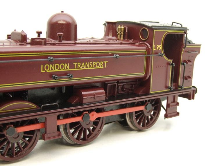 "Darstaed O Gauge LT ""London Transport"" Pannier Tank Loco L.95 Electric 3 Rail Boxed image 11"