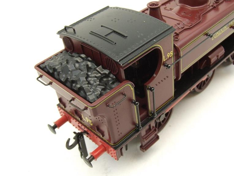 "Darstaed O Gauge LT ""London Transport"" Pannier Tank Loco L.95 Electric 3 Rail Boxed image 12"