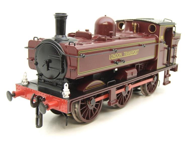 "Darstaed O Gauge LT ""London Transport"" Pannier Tank Loco L.95 Electric 3 Rail Boxed image 16"