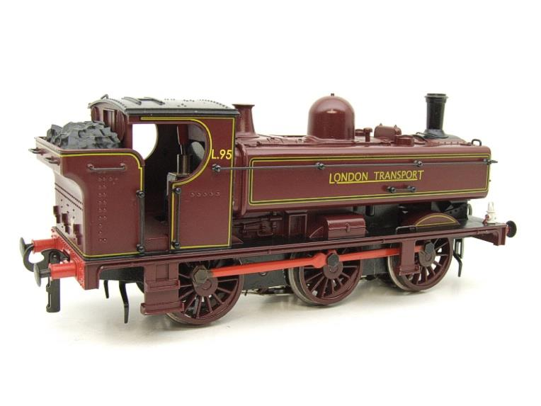 "Darstaed O Gauge LT ""London Transport"" Pannier Tank Loco L.95 Electric 3 Rail Boxed image 17"