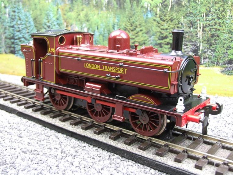 "Darstaed O Gauge LT ""London Transport"" Pannier Tank Loco L.95 Electric 3 Rail Boxed image 18"