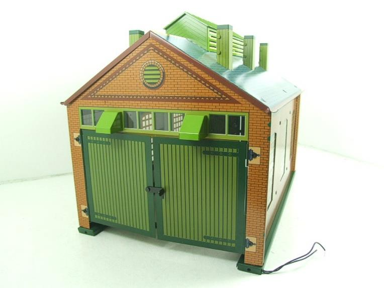 Darstaed O Gauge ES2 Double Track Engine Shed Electric Boxed image 14