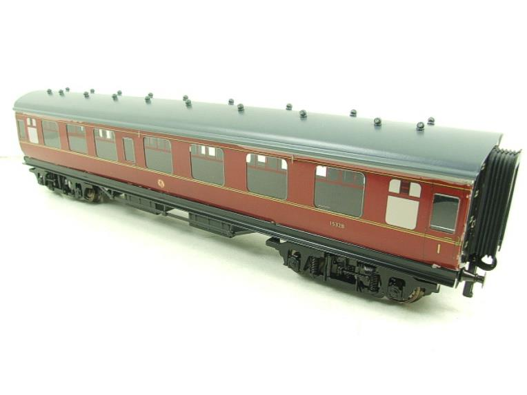 Ace Trains O Gauge C13B BR MK1 MR Coaches x3 Set B Boxed 2/3 Rail image 12
