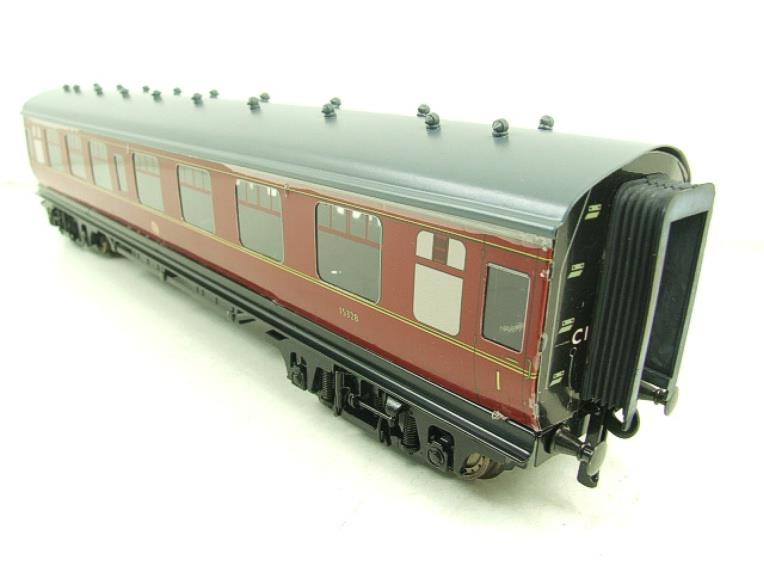 Ace Trains O Gauge C13B BR MK1 MR Coaches x3 Set B Boxed 2/3 Rail image 18