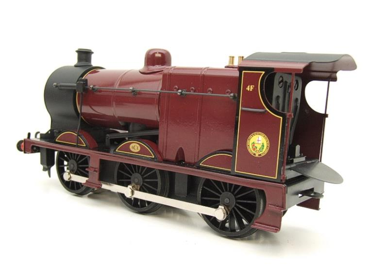 Ace Trains O Gauge E5A1 Fowler 4F Class 0-6-0 Loco and Tender R/N 4328 LMS Gloss Maroon Lined image 11