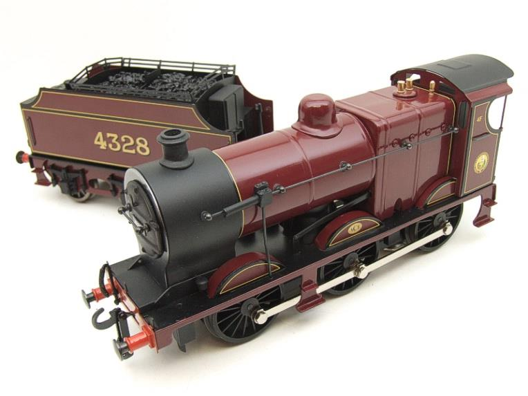 Ace Trains O Gauge E5A1 Fowler 4F Class 0-6-0 Loco and Tender R/N 4328 LMS Gloss Maroon Lined image 13
