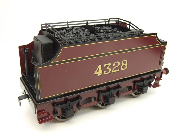 Ace Trains O Gauge E5A1 Fowler 4F Class 0-6-0 Loco and Tender R/N 4328 LMS Gloss Maroon Lined image 14