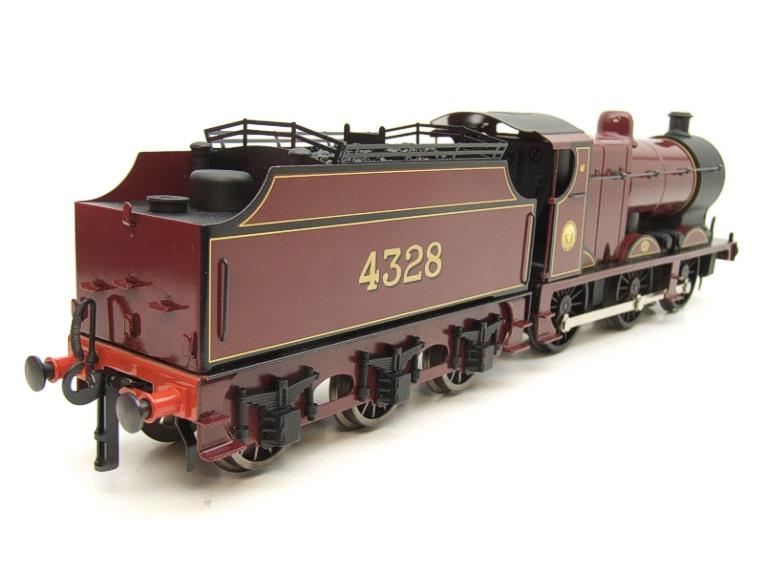 Ace Trains O Gauge E5A1 Fowler 4F Class 0-6-0 Loco and Tender R/N 4328 LMS Gloss Maroon Lined image 19