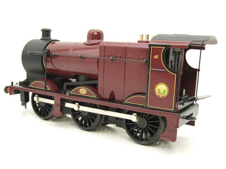 Ace Trains O Gauge E5A2 Fowler 4F Class 0-6-0 Loco and Tender R/N 4301 LMS Gloss Maroon Lined image 11