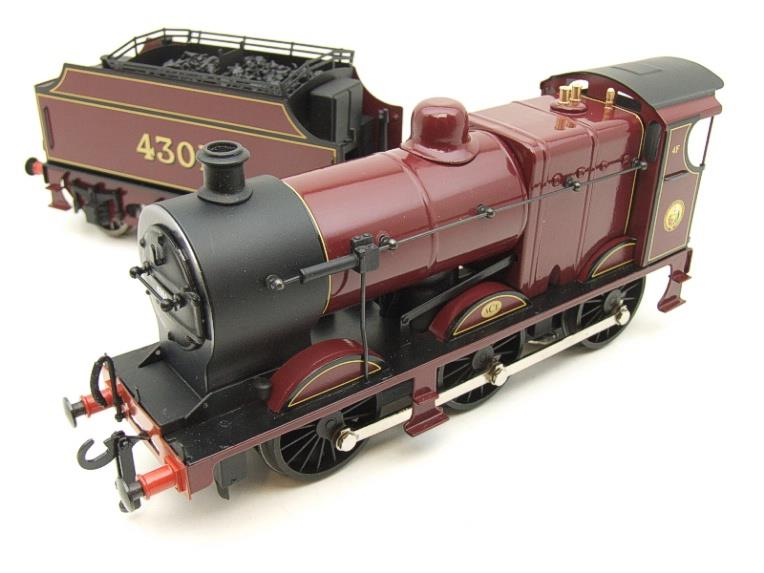 Ace Trains O Gauge E5A2 Fowler 4F Class 0-6-0 Loco and Tender R/N 4301 LMS Gloss Maroon Lined image 13