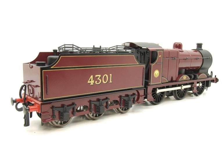 Ace Trains O Gauge E5A2 Fowler 4F Class 0-6-0 Loco and Tender R/N 4301 LMS Gloss Maroon Lined image 19