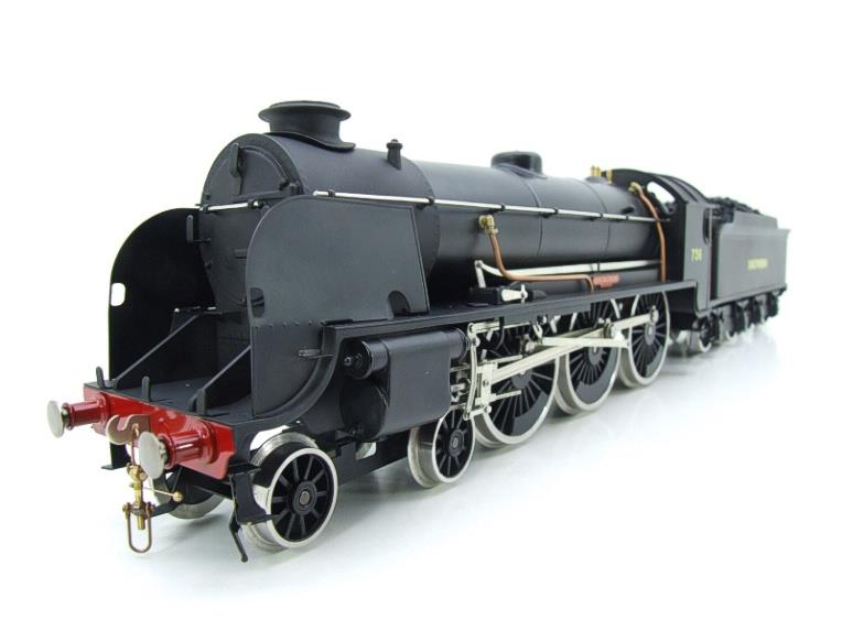"ACE Trains O Gauge E/34-D1 Bulleid SR Wartime Satin Black 4-6-0 ""Excalibur"" 736 Elec 2/3 Rail image 15"