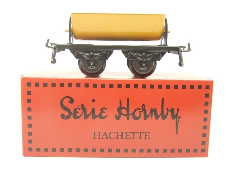 "Hornby Hachette Series French O Gauge No.14 ""Yellow Side Tipping"" Wagon NEW Pack image 11"