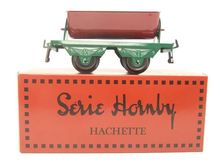 "Hornby Hachette Series French O Gauge No.22 ""Red Side Tipping"" Wagon NEW Pack image 11"