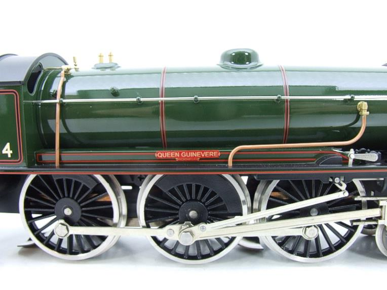 "ACE Trains O Gauge E/34-E2 BR Pre 56 Gloss Lined Green 4-6-0 ""Queen Guinevere"" 30454 Elec 2/3 Rail image 11"