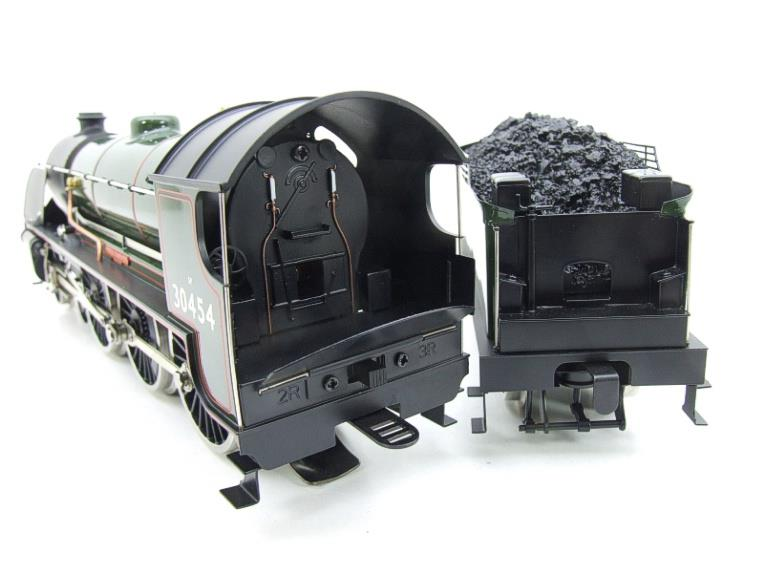 "ACE Trains O Gauge E/34-E2 BR Pre 56 Gloss Lined Green 4-6-0 ""Queen Guinevere"" 30454 Elec 2/3 Rail image 12"