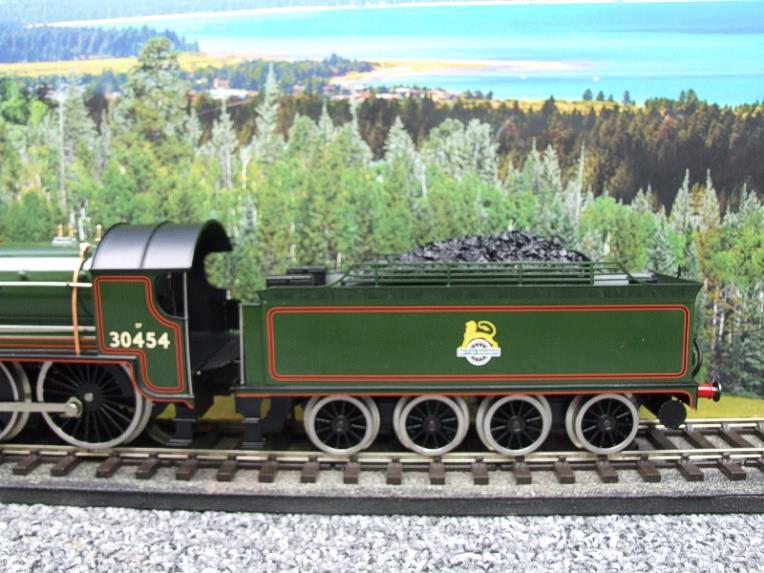 "ACE Trains O Gauge E/34-E2 BR Pre 56 Gloss Lined Green 4-6-0 ""Queen Guinevere"" 30454 Elec 2/3 Rail image 16"