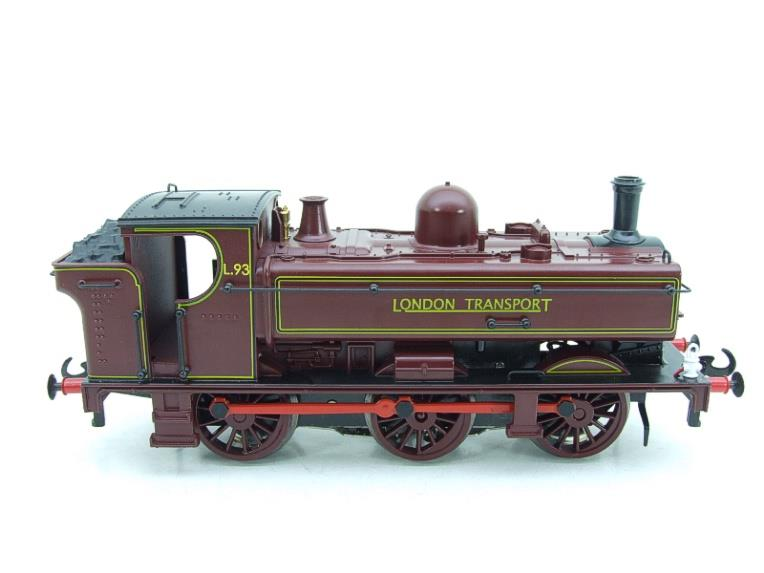 "Darstaed O Gauge LT ""London Transport"" Pannier Tank Loco L.93 Electric 3 Rail Boxed image 11"