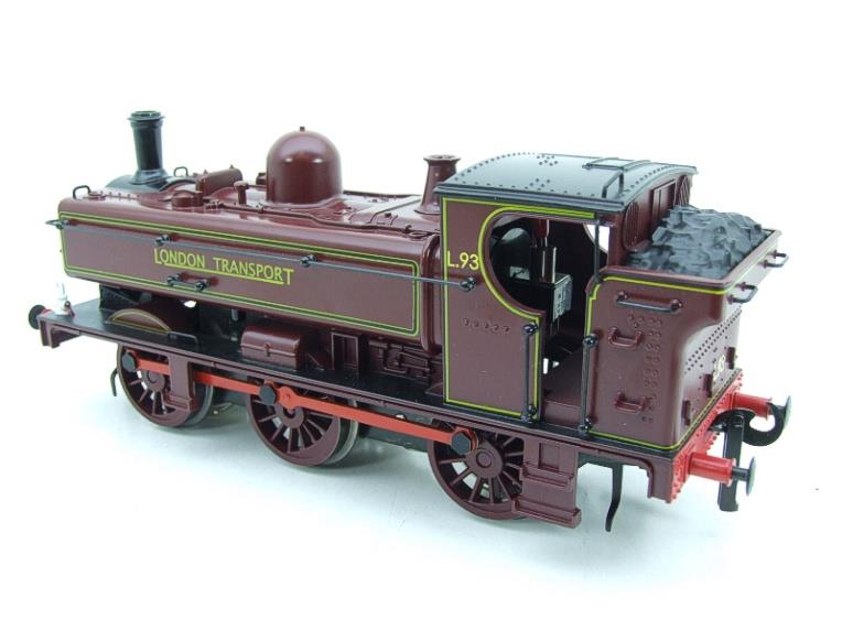 "Darstaed O Gauge LT ""London Transport"" Pannier Tank Loco L.93 Electric 3 Rail Boxed image 12"