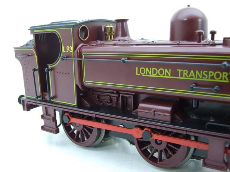 "Darstaed O Gauge LT ""London Transport"" Pannier Tank Loco L.93 Electric 3 Rail Boxed image 13"