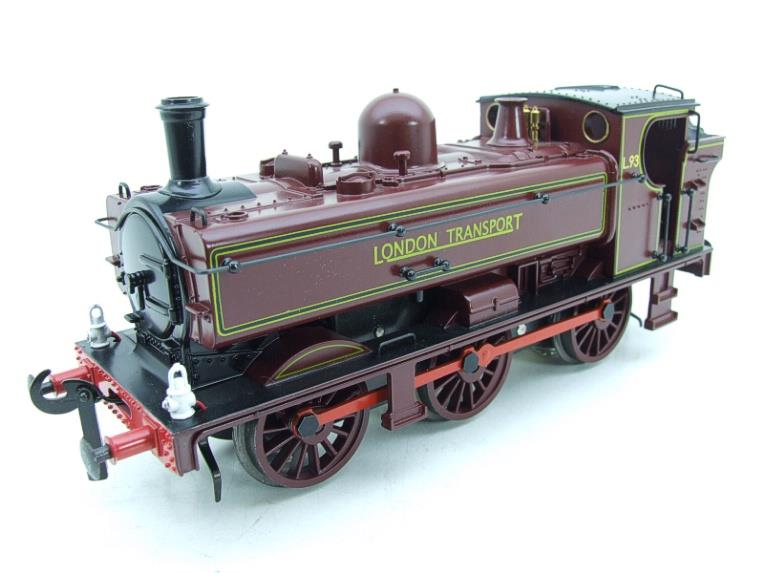 "Darstaed O Gauge LT ""London Transport"" Pannier Tank Loco L.93 Electric 3 Rail Boxed image 14"