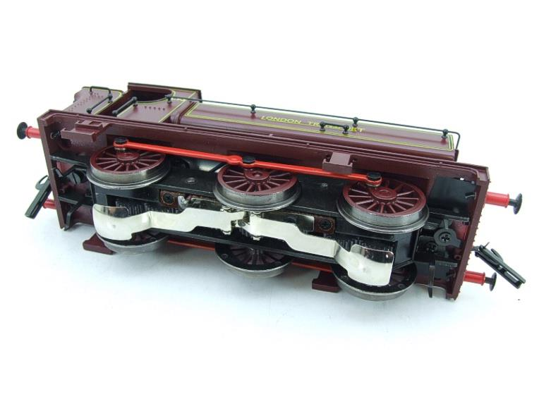 "Darstaed O Gauge LT ""London Transport"" Pannier Tank Loco L.93 Electric 3 Rail Boxed image 16"