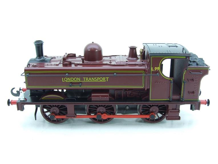 "Darstaed O Gauge LT ""London Transport"" Pannier Tank Loco L.99 Electric 3 Rail Boxed image 13"