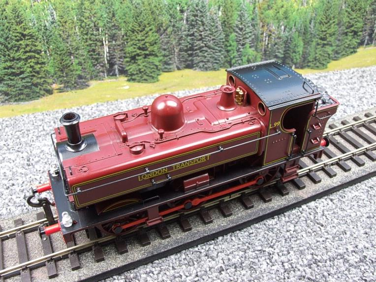 "Darstaed O Gauge LT ""London Transport"" Pannier Tank Loco L.99 Electric 3 Rail Boxed image 17"