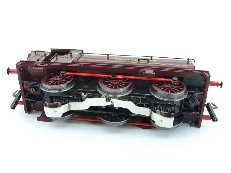 "Darstaed O Gauge LT ""London Transport"" Pannier Tank Loco L.99 Electric 3 Rail Boxed image 18"