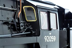 Gauge 1 Aster Accucraft 9F-Kit BR Class 9F 2-10-0 Loco & Tender R/N 92059 Live Steam Kit NEW image 4