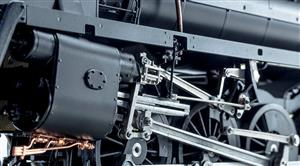 Gauge 1 Aster Accucraft 9F-Kit BR Class 9F 2-10-0 Loco & Tender R/N 92059 Live Steam Kit NEW image 5