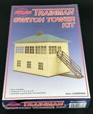 Atlas Trainman 2009004 - O Gauge Switch Tower Signal Cabin Kit image 2