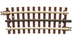 "Atlas 6012 - O Gauge 3 Rail Curved Track 7.5 Degree,  40.5"" Radius 1/3rd Curve Pack of x2 image 1"