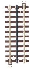 "Atlas 6053 - O Gauge AL6053 3 Rail Code 215 Straight Track 139.7mm, 5-1/2"", x1 image 1"