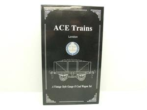 Ace Trains O Gauge Empty G5 Coal Wagon Set Box New x3 Storage Box image 2