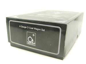 Ace Trains O Gauge Empty G5 Coal Wagon Set Box New x3 Storage Box image 3