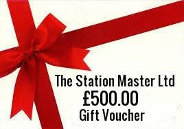 The Station Master Ltd ***£500.00 Gift Voucher**** image 1