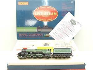 "Hornby Railway Margate Works OO Gauge LNER A3 Class ""Flying Scotsman"" R/N 4472 Live Steam Boxed image 1"