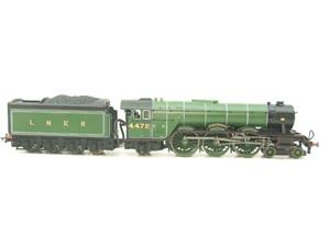 "Hornby Railway Margate Works OO Gauge LNER A3 Class ""Flying Scotsman"" R/N 4472 Live Steam Boxed image 5"
