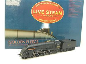 "The Hornby Railway Comp Margate Works 00 Gauge NE class A4 4-6-2 ""Golden Fleece"" Live Steam Boxed image 1"