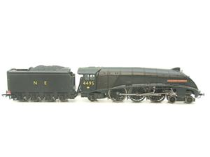 "The Hornby Railway Comp Margate Works 00 Gauge NE class A4 4-6-2 ""Golden Fleece"" Live Steam Boxed image 5"