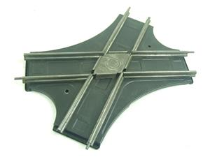 Hornby O Gauge Track CA2 Acute Angle Crossing Clockwork 2ft Radius Boxed image 3