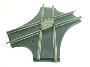 Hornby O Gauge CA2 Acute Angle Crossing Clockwork Track Boxed 2ft Radius image 3