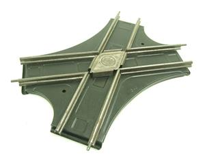 Hornby O Gauge CA2 Acute Angle Crossing Clockwork 2 Rail Track Boxed image 2