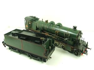 Gauge 1 Aster PLM 231A Pacific 4-6-2 Loco & Tender RN 6101 Live Steam Bxd image 4