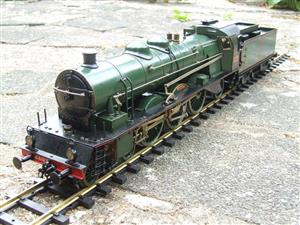 Gauge 1 Aster PLM 231A Pacific 4-6-2 Loco & Tender RN 6101 Live Steam Bxd image 7