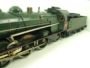 Gauge 1 Aster PLM 231A Pacific 4-6-2 Loco & Tender RN 6101 Live Steam Bxd image 9